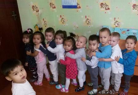 Частный детский сад в Алматы